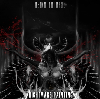 Haiku Funeral - Nightmare Painting (Album Cover)