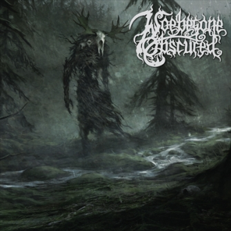 Woebegone Obscured - The Forestroamer (Album Cover)