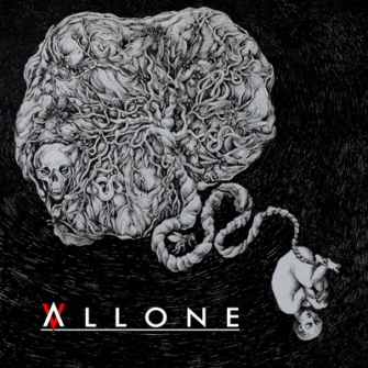 Allone - Alone... (Album Cover)