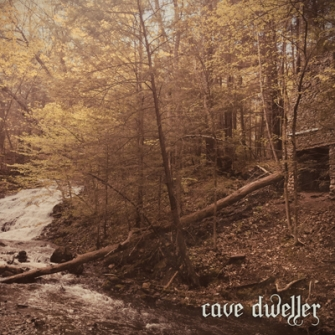 Cave Dweller - Walter Goodman (or an empty cabin in the woods) (Album Cover)