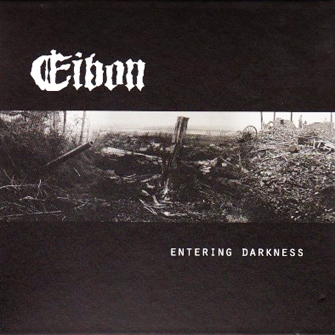Eibon - Entering Darkness (Album Cover)