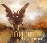 Haiku Funeral - Hallucinations (Album Cover)
