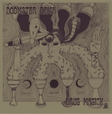 Doomster Reich - Drug Magick (Album Cover)