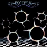 Esoteric - The Pernicious Enigma (Album Cover)