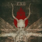 V:XII - Rom, Rune and Ruin: The Odium Disciplina (Album Cover)